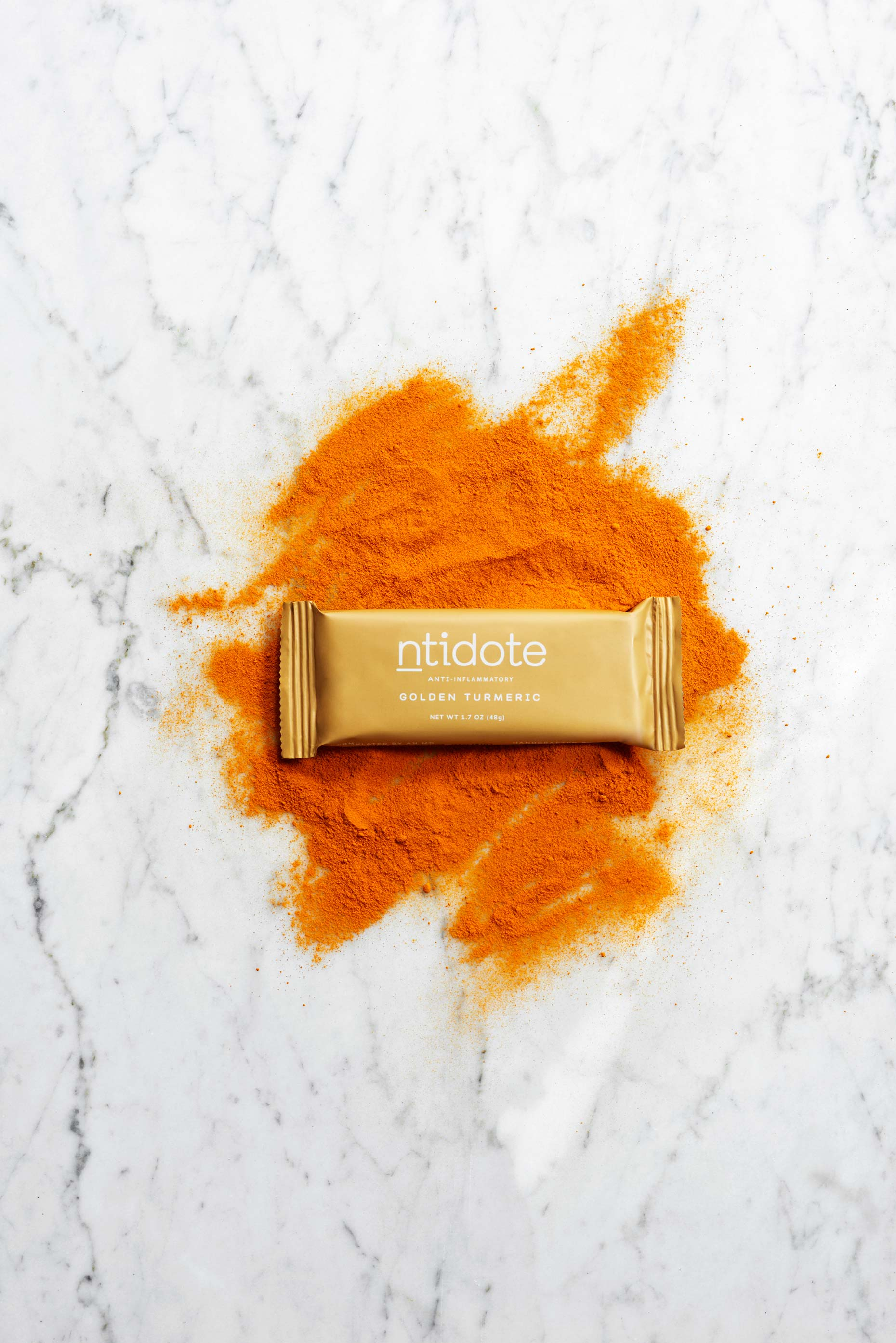 Ntidote Energy Bar photographed by Food Photographer Adrian Mueller New York