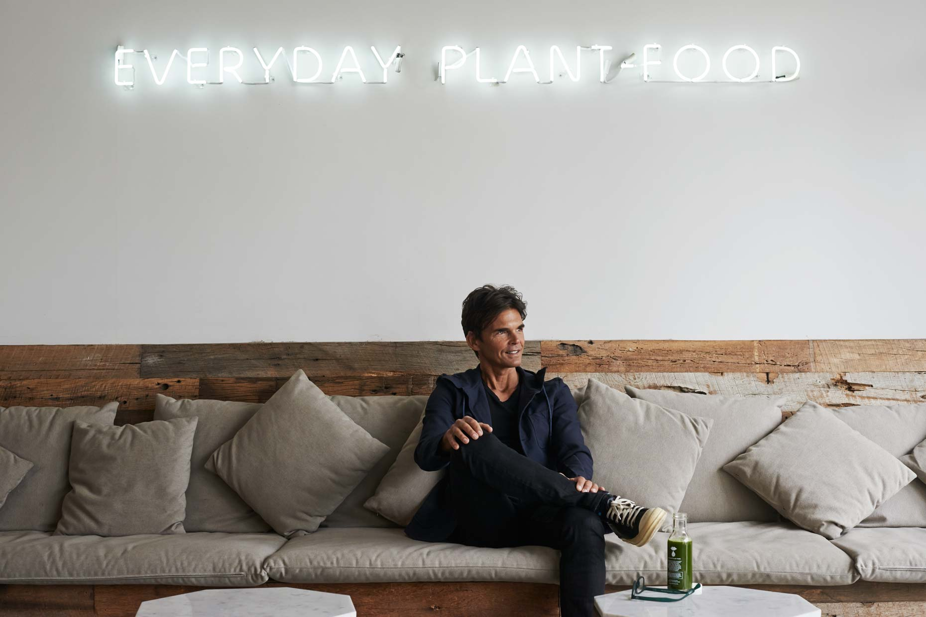 Vegan Cookbook Plantlab, photographed by New York NYC Food Photographer Adrian Mueller